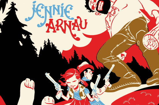 Jennie Arnau Cover Art