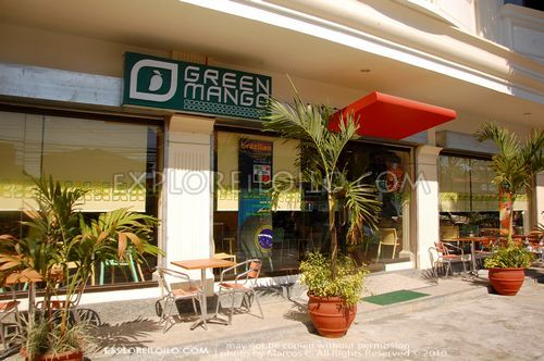 New Green Mango and Coffee Break Store in Nelly Garden