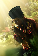 Suriaty & Razali I (hanafi.ishak) Tags: outdoor traditional malaysia melayu malay perempuan sanding kahwin nikah majlis pengantinlelaki
