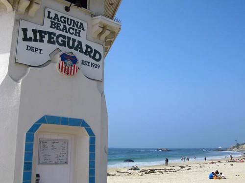 Laguna Beach. Laguna has always ranked among my favorite beaches.