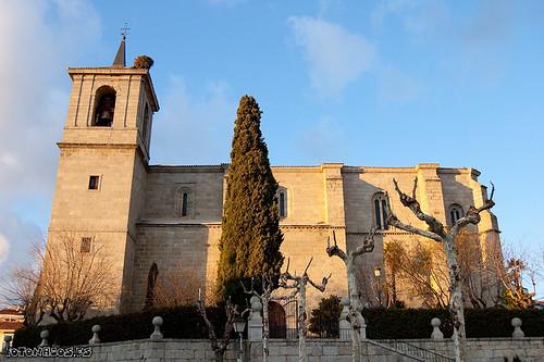 Parroquia de Nuestra Señora de la Asunción en Valdemorillo