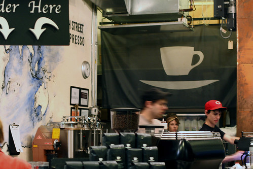 Ninth Street Espresso Baristas