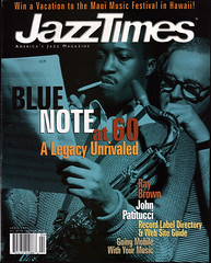 JazzTimes April 1999 (Todd Wilson) Tags: jazz magazines