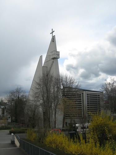 Himmelfahrtsrampe (Maria-Hilf-Kirche)