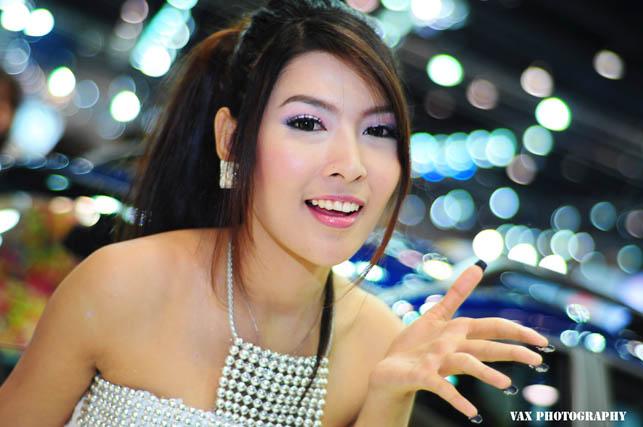 Bangkok Motor show girls 16