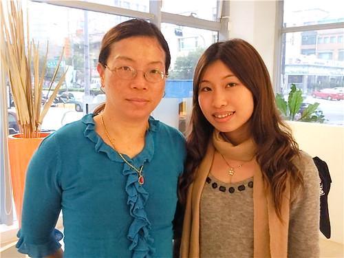 20100205-筱璇&媽媽