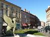 Toulouse (31),  monument à Dupuy et place Dupuy (Marie-Hélène Cingal) Tags: france fountain toulouse 31 fontaine griffon occitanie hautegaronne midipyrénées