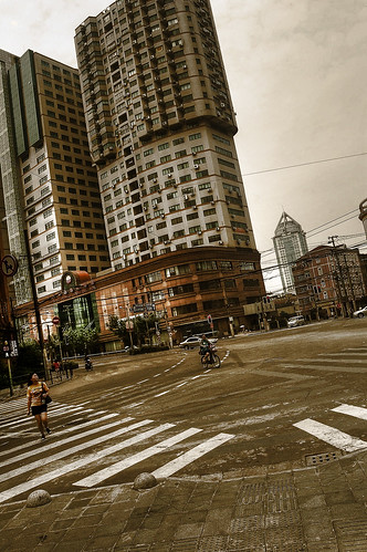 Shang Hai Street 07 / HDR