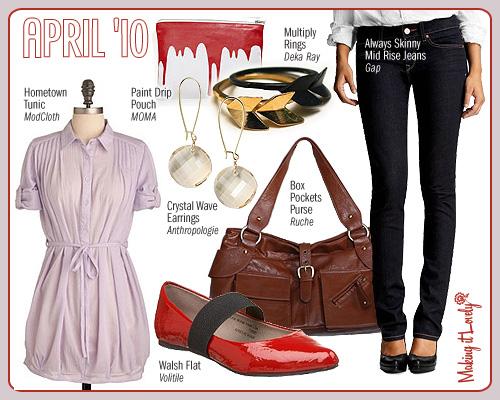 Style: April '10