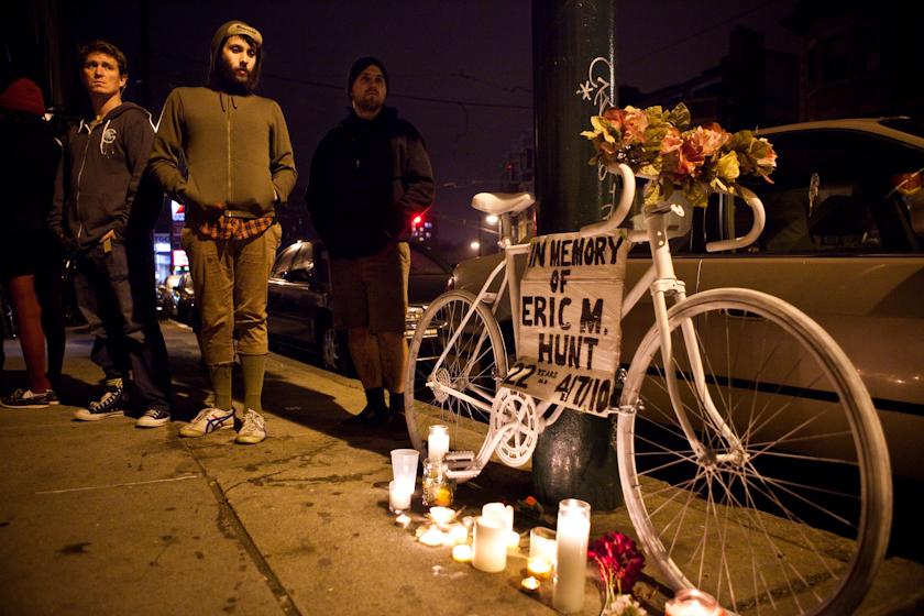 Eric Hunt Memorial