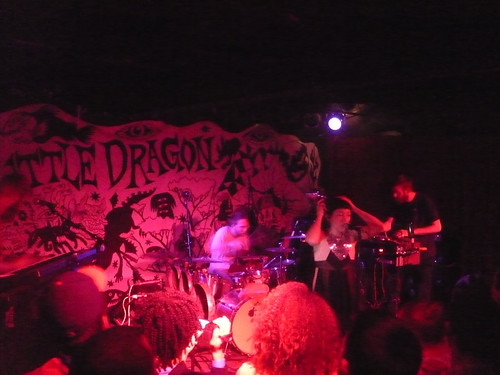 Little Dragon (3/31/10)
