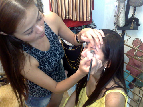 Makeup Class by Cielo