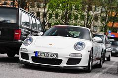 Porsche 997 GT3 MK2 (Martijn Beekmans) Tags: auto car 50mm nikon 911 porsche mk2 gt3 997 d90