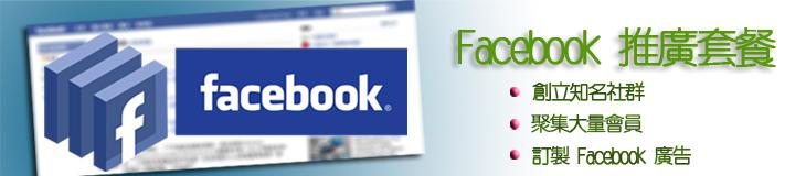 Facebook Fan Page推廣計劃