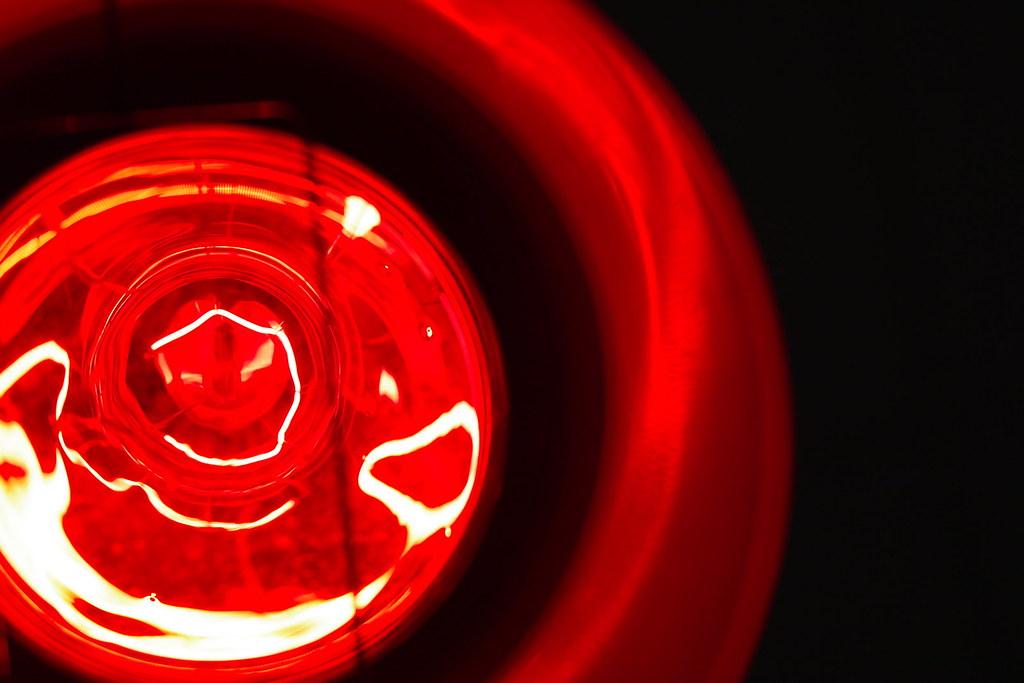 盲拍遠紅外線治療燈  -FA43-