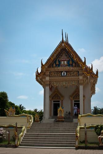 Wat Khanaram Koh Samui