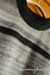 Shades of grey man pullover