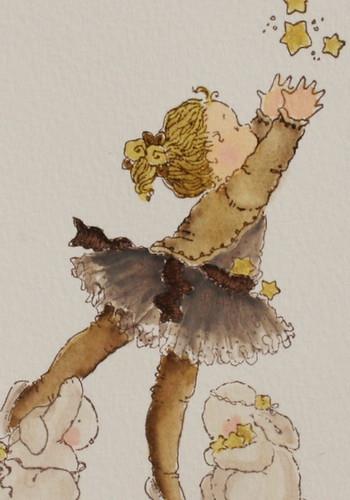 ballerina detail
