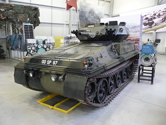 FV101 Combat Vehicle Reconnaissance (Scorpion) (simononly) Tags: uk england museum army spring war tank military iraq nazi german soviet dorset ww2 vehicle british ww1 coldwar 2010 bovington allied