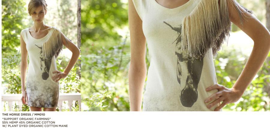Mika Organic Horse dress