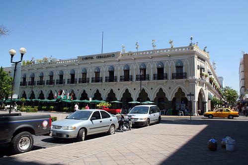 Colima - Hotel Ceballos