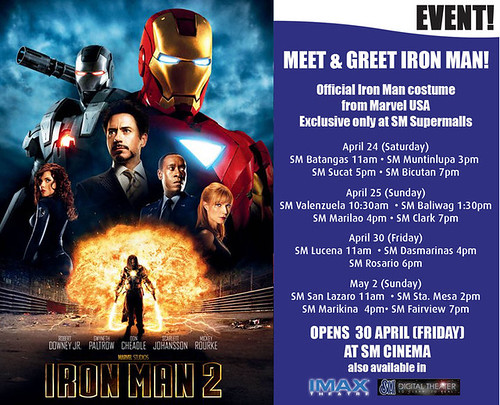 iron man event