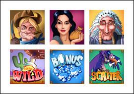 free Diamond Valley Pro slot game symbols