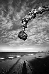 (dirtyharrry) Tags: sky blackandwhite bw blancoynegro beach canon blackwhite voigtlander dirty creta greece crete 20mm rethymno dirtyharry colorskopar rethimno nologos 5dmkii dirtyharrry nobanners