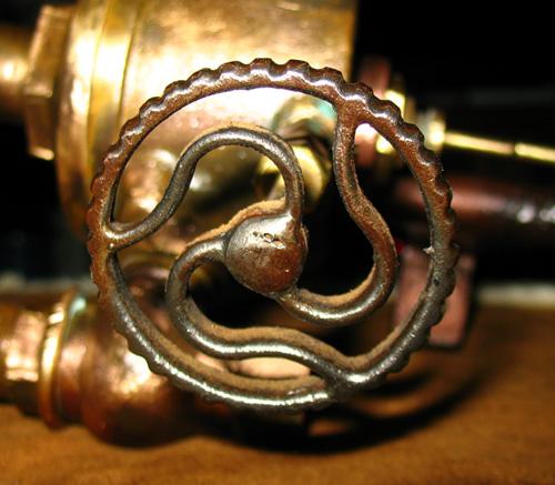torch knob