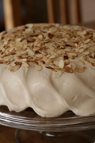 Kohvitort / Birthday cake