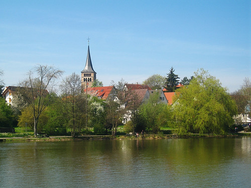 Sindelfingen, Germany. Martinskirche