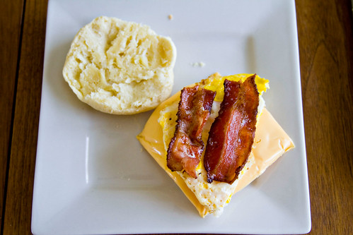 Breakfast Sandwich Biscuits - 8