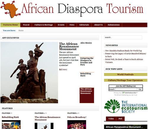 African Diaspora tourism