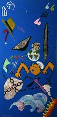 è-questo-il-vostro-mondo (micksabatino) Tags: arte michele astratto quadri tela acrilico espressionismo pittura sabatino astrattismo