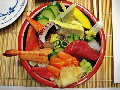 Chirashi 散らし寿司