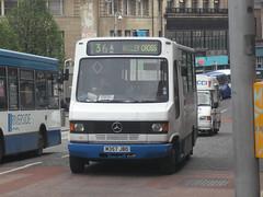 Phoenix Buses - M357 JBO (MSE062) Tags: bus phoenix buses mercedes benz glasgow jbo m357 709d