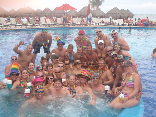Cancun club swinger