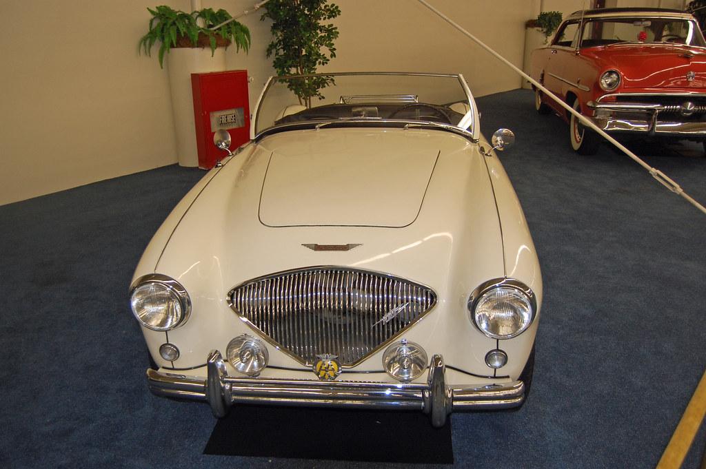 1956 Austin Healy 100-4