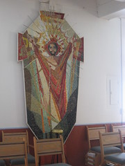 Mosaic of the Risen Christ
