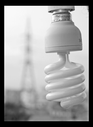 CFL-- medium to conserve energy