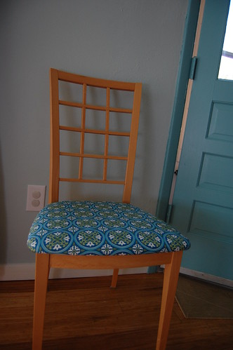Dining chair - after