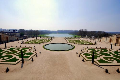 Versailles Sucker 2 Garden