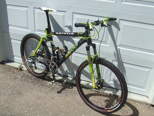 2010 FS bikes