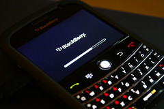 BlackBerry Bold 9000 Updating #2