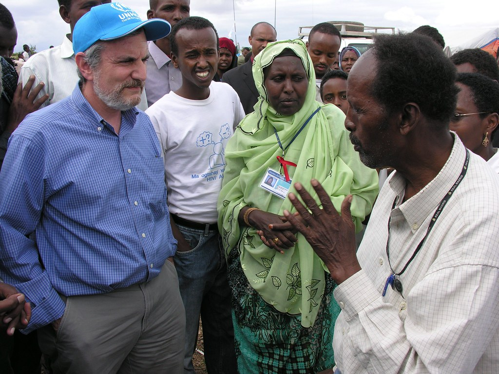 UNHCR News Story: UNHCR completes major water project for Somali refugees in Ethiopia