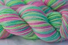 Goodness on Spirit Organic Merino Bulky- 4 oz. (...a time to dye)