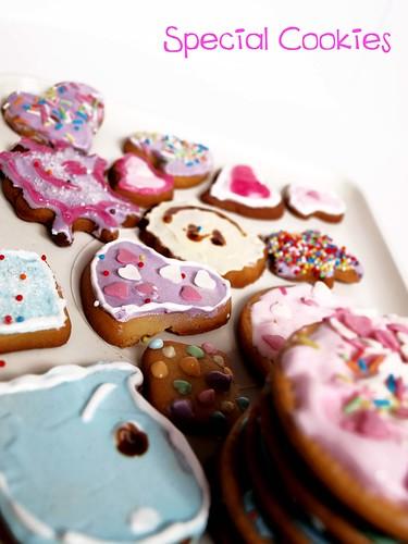 Estuvimos preparando unas cookies caseras en casa de Sandra que nos recibio muy acogedoramente