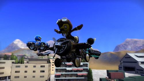 ModNation Racers: Air Raid DLC