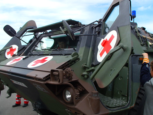 Sanitätspanzer der Bundeswehr