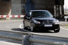 BMW M5 E60 (marknauta.nl) Tags: black holland netherlands rotterdam nikon power mark selection m bmw m5 premium 5series 80200 d300 507 e60 mpower nauta breeman nedeland marknautanl 507bhp